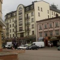 У Франківську візьмуться за відновлення аварійної пам'ятки архітектури на площі Ринок
