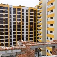 """Хід будівництва ЖК """"Листопад"""" станом на грудень 2017 року"""