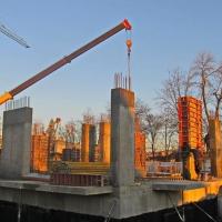 Хід будівництва району Manhattan станом на грудень 2017 року