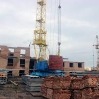 "Хід будівництва житлового комплексу ""Millennium Еco Аpartments"""