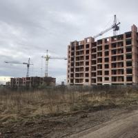 """Хід будівництва ЖК """"Левада Дем'янів Лаз"""" станом на січень 2018 року"""