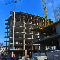 Хід будівництва району Manhattan станом на січень 2018 року