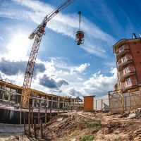 На Франківщині обсяги будівництва житла скоротились майже на 4 %