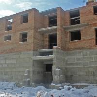 "Хід будівництва ЖК ""Millenium Eco Apartments"" станом на січень 2018р."