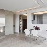 Сучасна польська квартира з бетонним оформленням