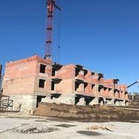 """Хід будівництва ЖК """"Квартал Гімназійний"""" станом на лютий 2018р."""