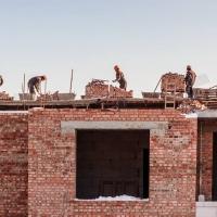 """Хід будівництва житлових кварталів """"Містечко Козацьке"""""""