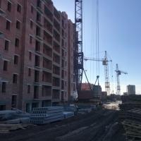 """Хід будівництва ЖК """"Левада Дем'янів Лаз"""" станом на лютий 2018 року"""