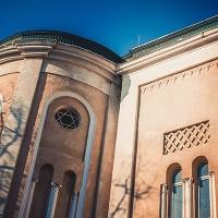 Як виглядає Івано-Франківська синагога із середини. ФОТО