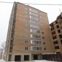 Хід будівництва ЖК поблизу парку імені Шевченка