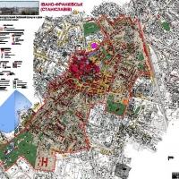 Івано-Франківськ отримав новий історико-архітектурний опорний план міста