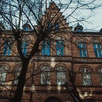 Архітектурна сирота у центрі Івано-Франківська. ФОТО