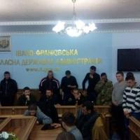 Обласна асоціація учасників та ветеранів АТО засудила незаконне будівництво у Франківську