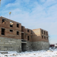 Хід будівництва Millenium Eco Apartments станом на лютий