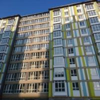 "Стан будівництва ""Кварталу Левада"" у березні"