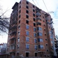 Хід будівництва ЖК по вулиці Хмельницького станом на березень