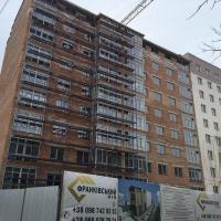 Хід будівництва ЖК по вул.Сніжна, 52 станом на березень 2018 року