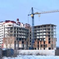 """Хід будівництва ЖК """"Crystal River"""" в мікрорайоні Пасічна станом на початок березня 2018"""