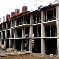 Стан будівництва комплексу Comfort Park на березень 2018 року