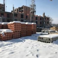"""Стан будівництва ЖК """"Левада Затишна"""" у березні"""
