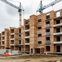 """Хід будівництва ЖК """"Містечко Козацьке"""" станом на березень"""