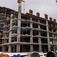 "Стан будівництва ЖК ""Manhattan"" у березні"