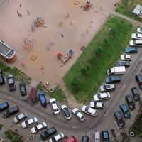 Мінрегіон заборонить будувати парковки всередині житлових кварталів