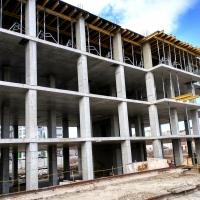 "Хід будівництва ЖК "" Comfort Park"" у квітні"