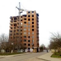 Хід будівництва ЖК по вул.Хмельницького станом на квітень 2018