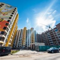 """Стан будівництва ЖК """"Листопад"""" станом на квітень 2018"""