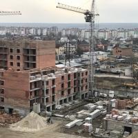 """Хід будівництва ЖК """"Левада Затишна"""" у квітні"""