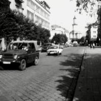 «Оцифрований Франківськ»: вулиця Муравйова та види міста. ВІДЕО
