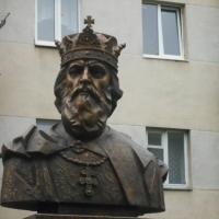 Міськрада узаконює сквер Короля Данила на місці скандальної забудови