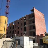 """Хід будівництва ЖК """"Квартал Гімназійний"""" станом на травень"""