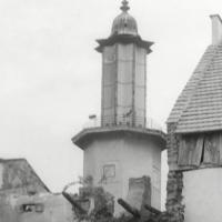 «Оцифрований Франківськ»: Протест православних та руйнування австрійських будівель в центрі міста. ВІДЕО
