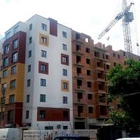 Хід будівництва ЖК по вул. Залізнична станом на травень 2018 року