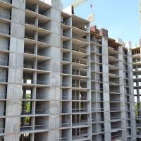 Стан будівництва комплексу Parus на 30.06