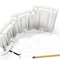 Проект будівництва 9-ти багатоповерхівок на Івасюка винесено на громадські слухання