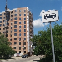 Хід будівництва ЖК по вул. Хмельницького у червні