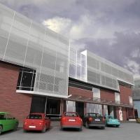 Архбудінспекція скасувала дозвільні документи на будівництво громадського центру в Івано-Франківську