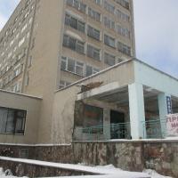 На Франківщині за 25 млн грн продається 9-поверховий готель