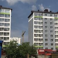 """Хід будівництва ЖК """"Левада Затишна"""" у червні"""