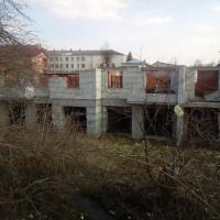На Франківщині за 2 млн грн продається недобудований 9-поверховий житловий будинок