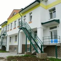 В Микитинцях завершується будівництво дитячого садка