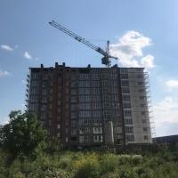 """Хід будівництва Кварталу """"Левада"""" 4-та черга станом на червень"""