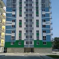 Хід будівництва ЖК поблизу парку ім. Шевченка станом на червень