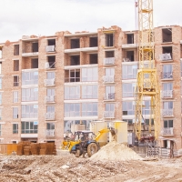 """Хід будівництва ЖК """"Містечко Козацьке"""" станом на червень"""