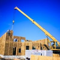 В Україні почали будувати енергозберігаючі будинки із соломи