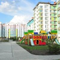Будівництво другої черги містечка «Калинова Слобода» вже практично завершено
