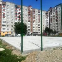 В Івано-Франківську буде новий спортивний майданчик
